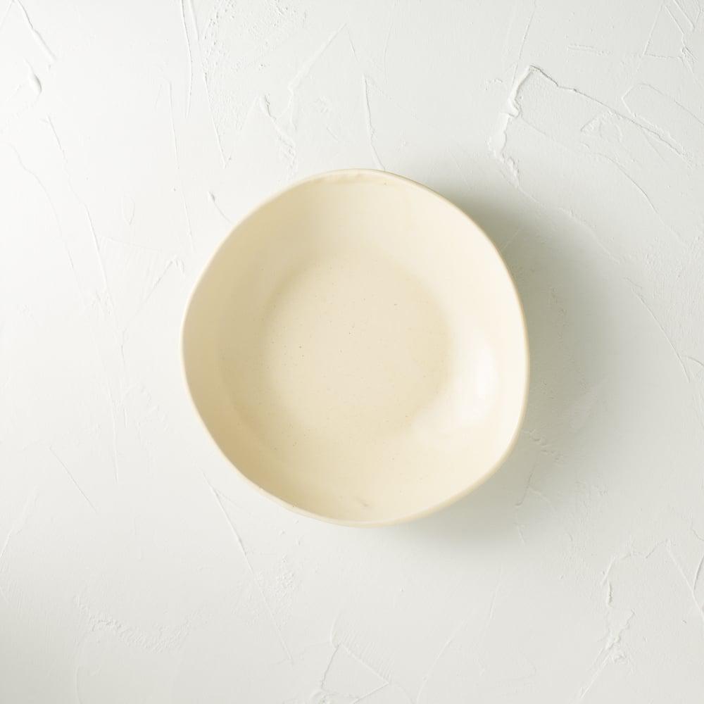 Image of Satin cream bowl 2