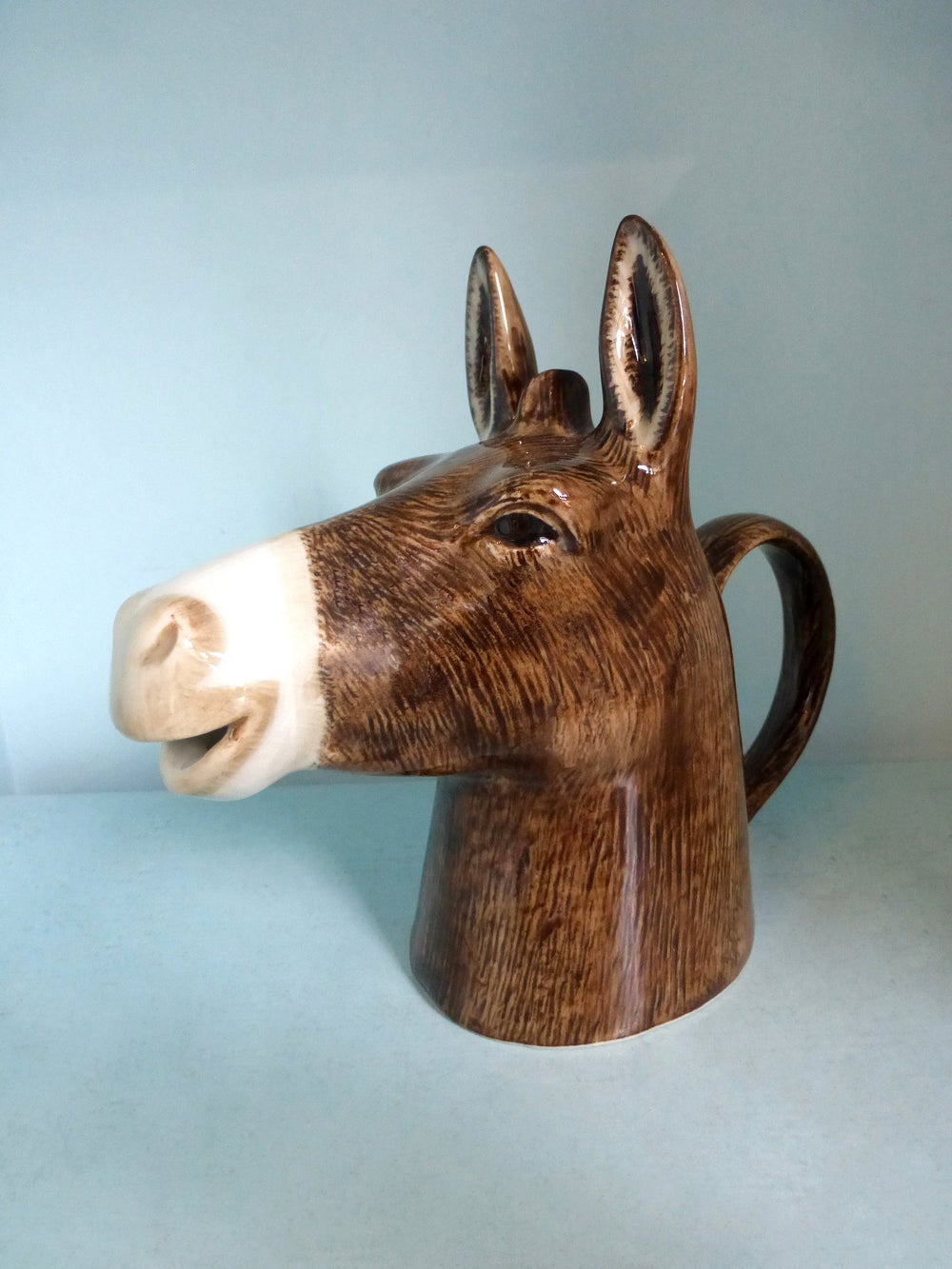 Image of Donkey Jug