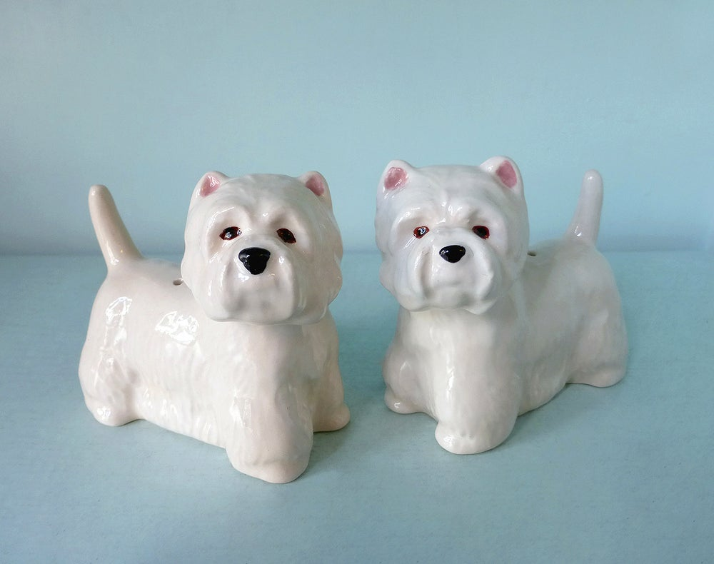 Image of Westie Salt and Pepper
