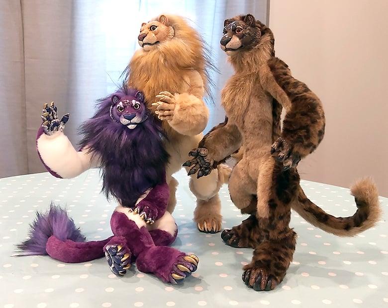 Image of Werecats