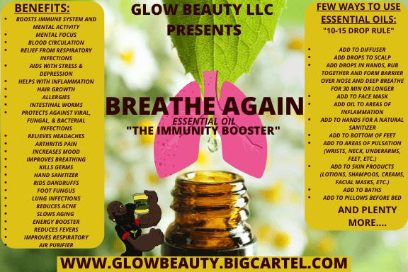 "Image of Breathe Again ""immune boosting"" essential oil"