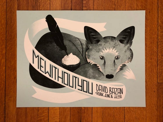 Image of (Fox) mewithoutYou & David Bazan