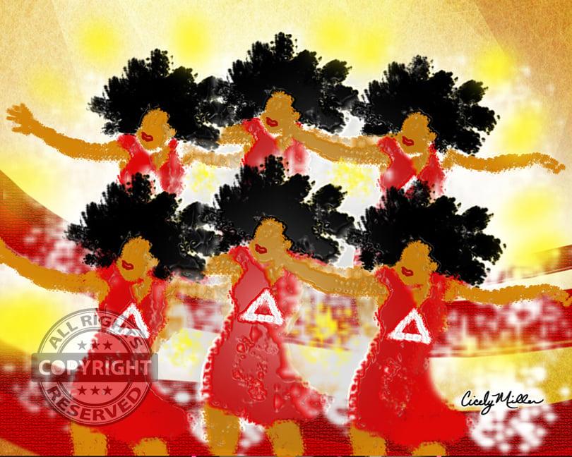 Image of DST Dancing Divas