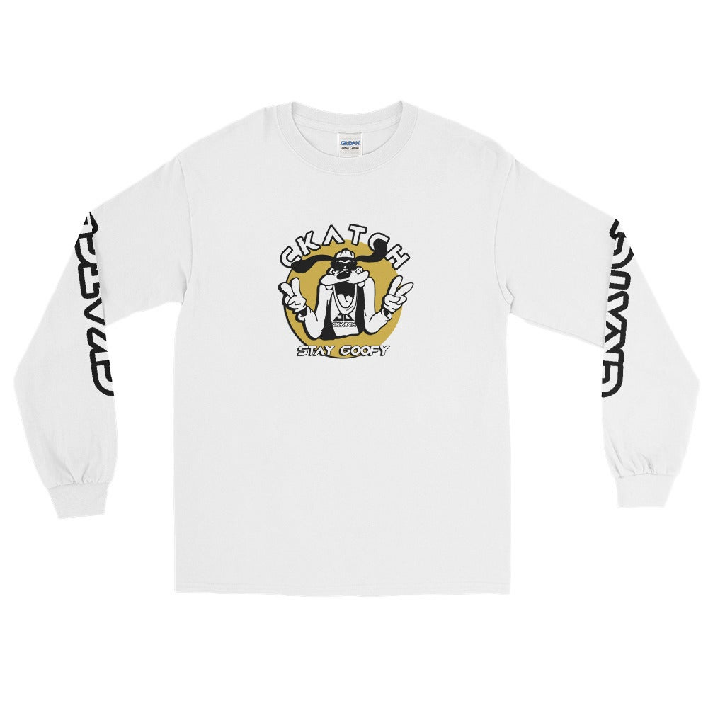 Image of Stay Goofy Long Sleeve (unisex)