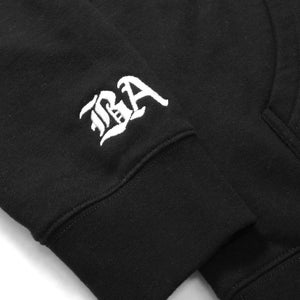 Image of BA x Brainumb Varsity Hood BLACK