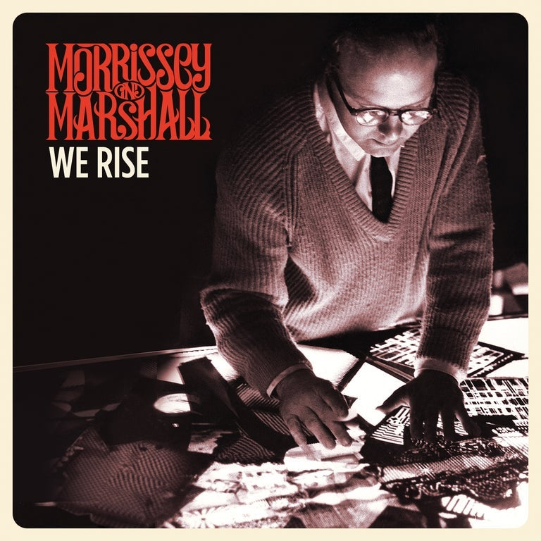 Image of Morrissey & Marshall - We Rise CD