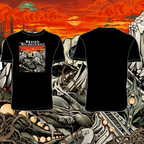 "Image of BEHOLD...THE ARCTOPUS ""Hapeleptic Overtrove"" T-SHIRT **PRE-ORDER**"
