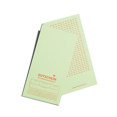 Image of Gutschein / coupon - 100 EUR