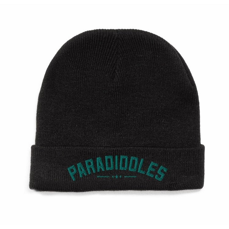 Beanie with Paradiddles Logo