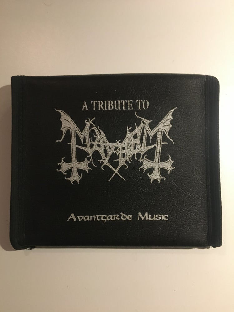 Image of Mayhem Tribute special edition