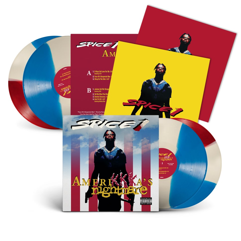 Image of Spice 1 - AmeriKKKa's Nightmare Vinyl