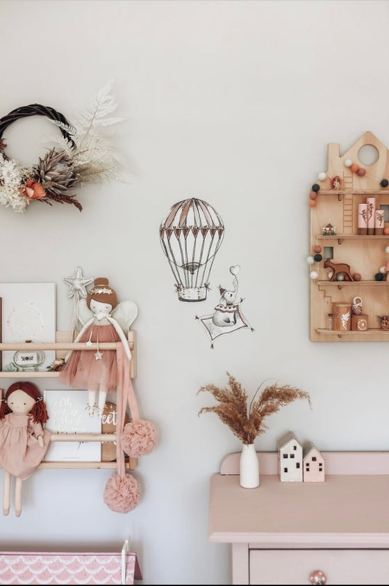 Image of Exclusive Carnival Wall Decals