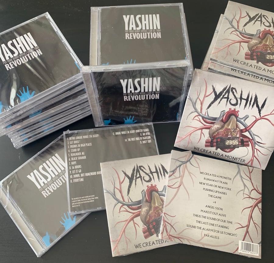 Image of YASHIN