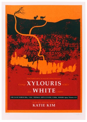 Image of XYLOURIS WHITE with Katie Kim, Triskel Arts Centre, Cork