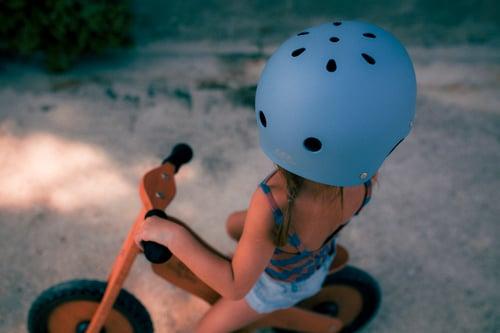 Image of Helmet Matte Slate Blue