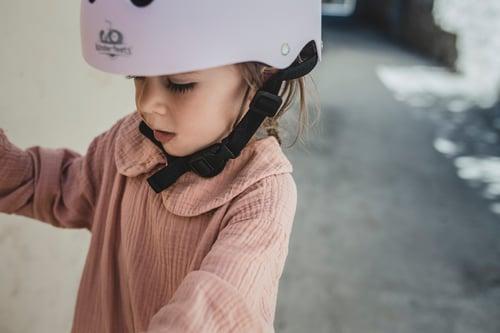 Image of Helmet Matte Rose