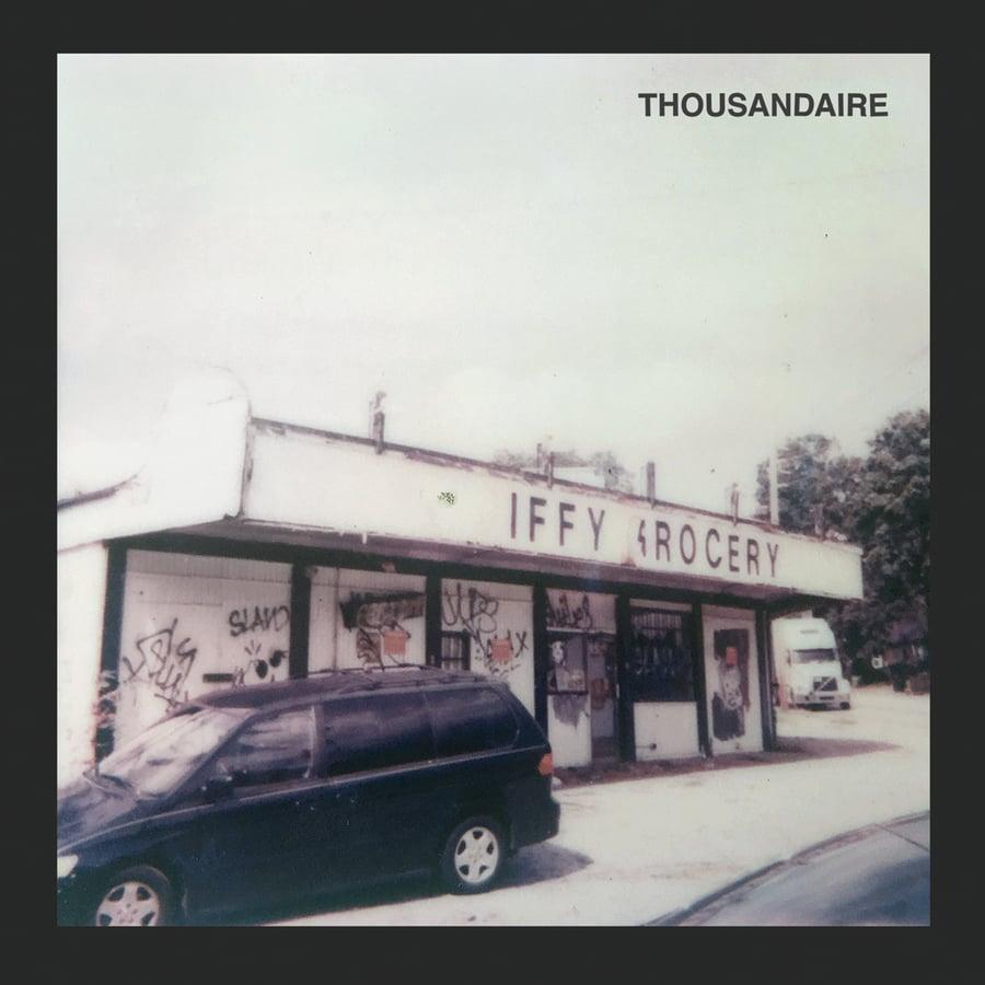 """Image of THOUSANDAIRE - """"S/T"""" LP 6/12/2020"""