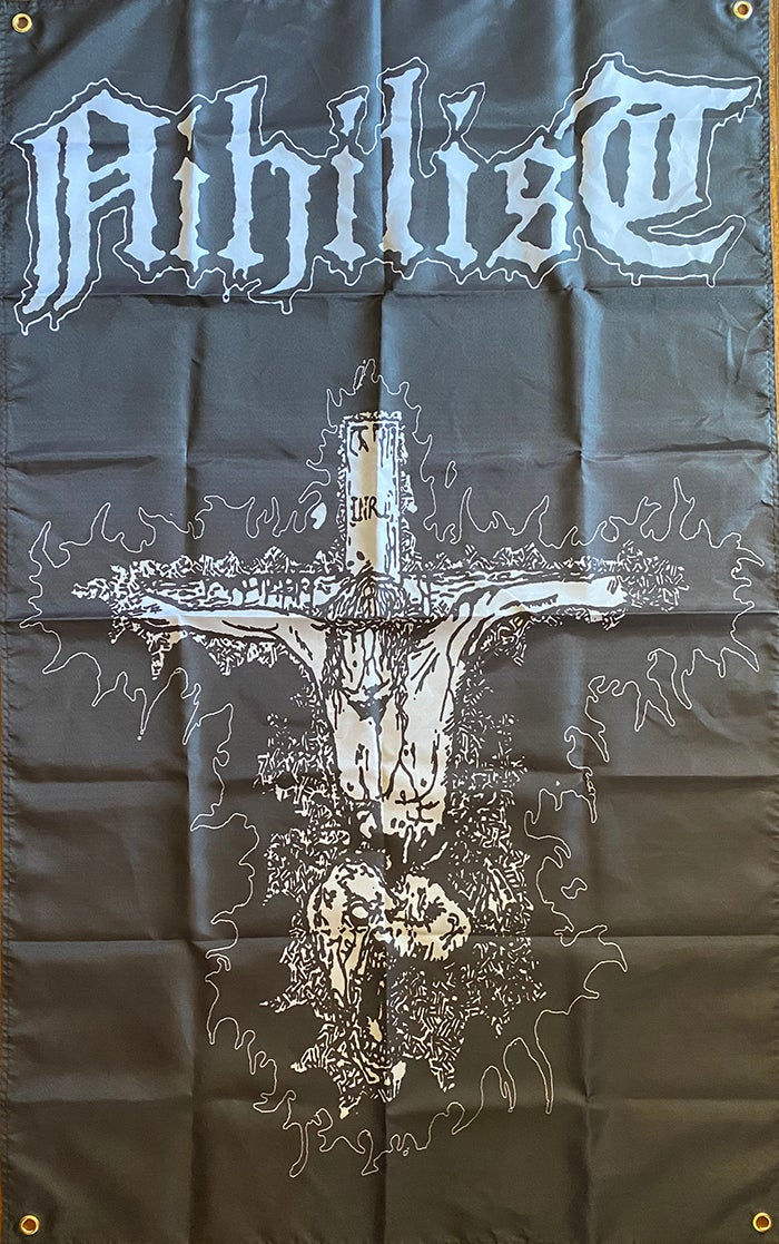 Image of Nihilist - Banner /  Flag / Tapestry