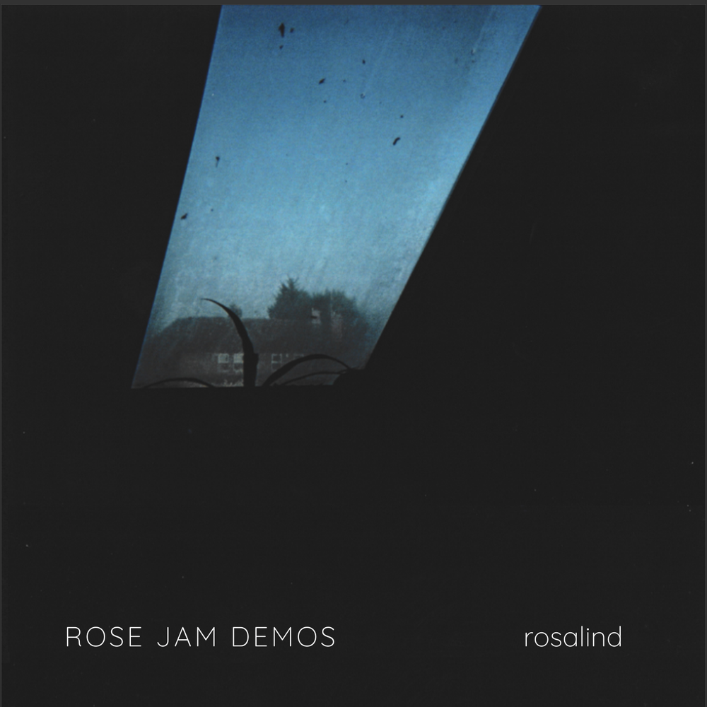 Ltd Edition 'Rose Jam Demos' CD