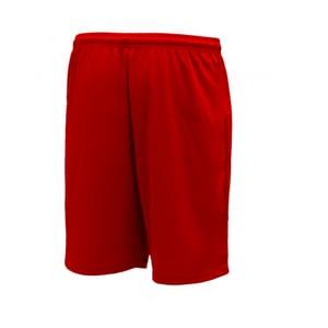 Image of Wasteland Warriorz baseketball shorts with pockets - Hatchet Red