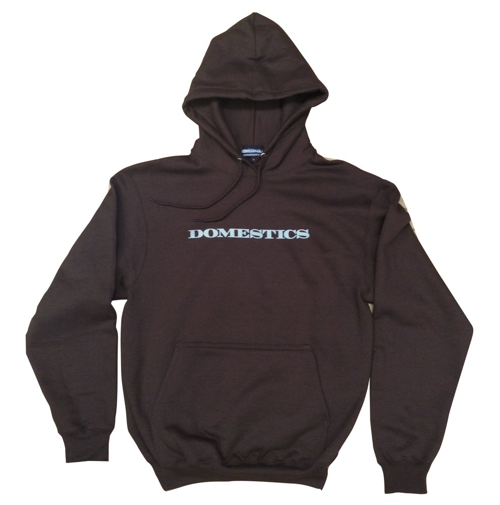 Image of DOMEstics. Hooded Sweatshirt