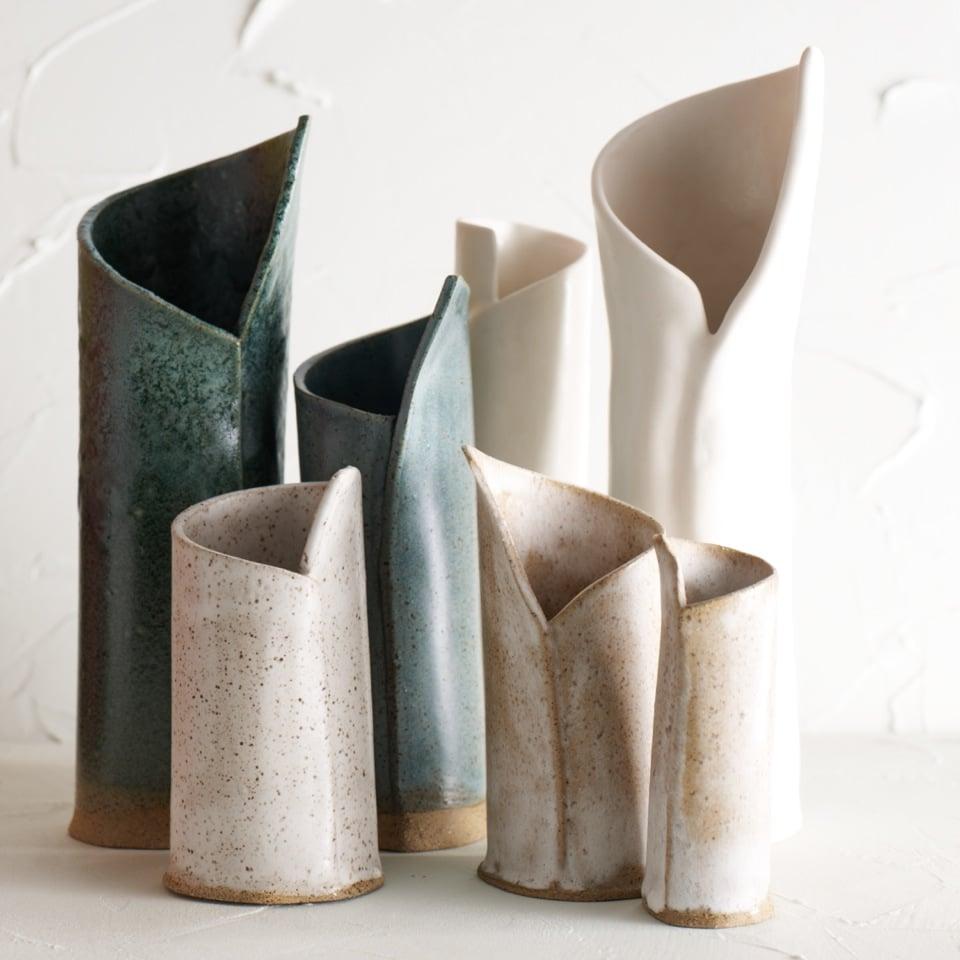Image of Matte Birch Vase