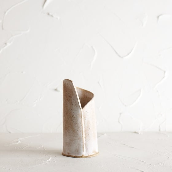 Image of Matte Birch Vase