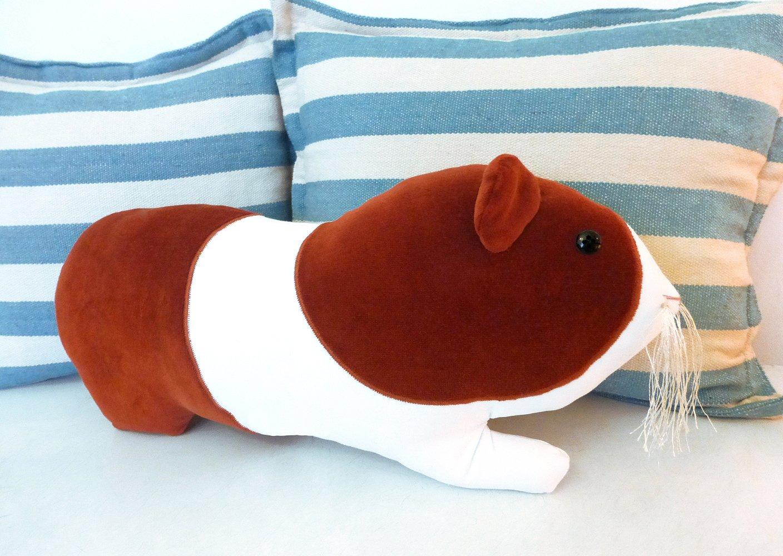 Image of Guinea Pig Cushion
