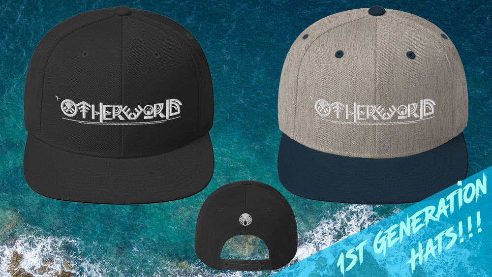 Image of OtherworlD 1st Edition Hat