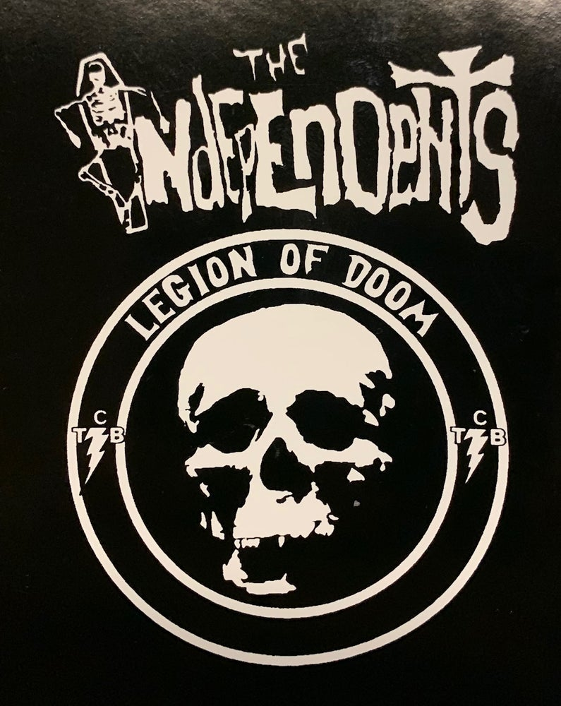 Image of The Independents LOD sticker