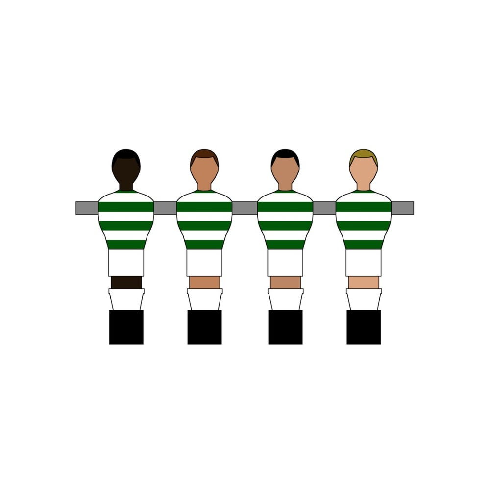 Embroidered Club Range - Celtic