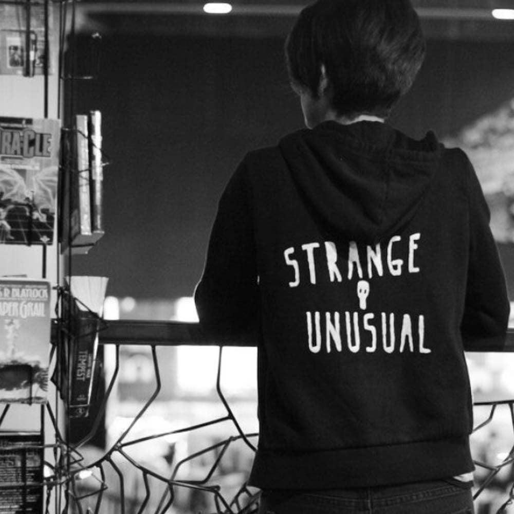Strange and Unusual Sweater