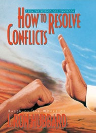 Image of HOW TO RESOLVE CONFLICTS BOOKLET