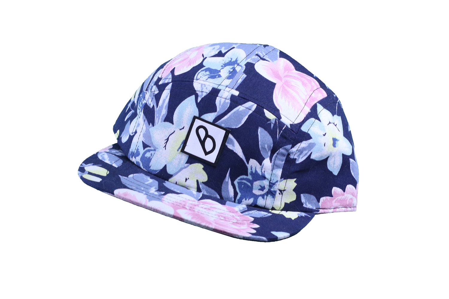Image of Navy Floral