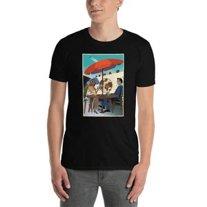 Nomad Patio 7th Anniversary Poster Tee