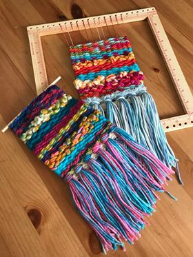 Get creative with Kid's Weaving Kits