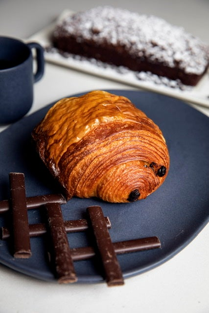 Image of 2 Chocolate Croissants