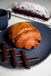 1 Chocolate Croissant
