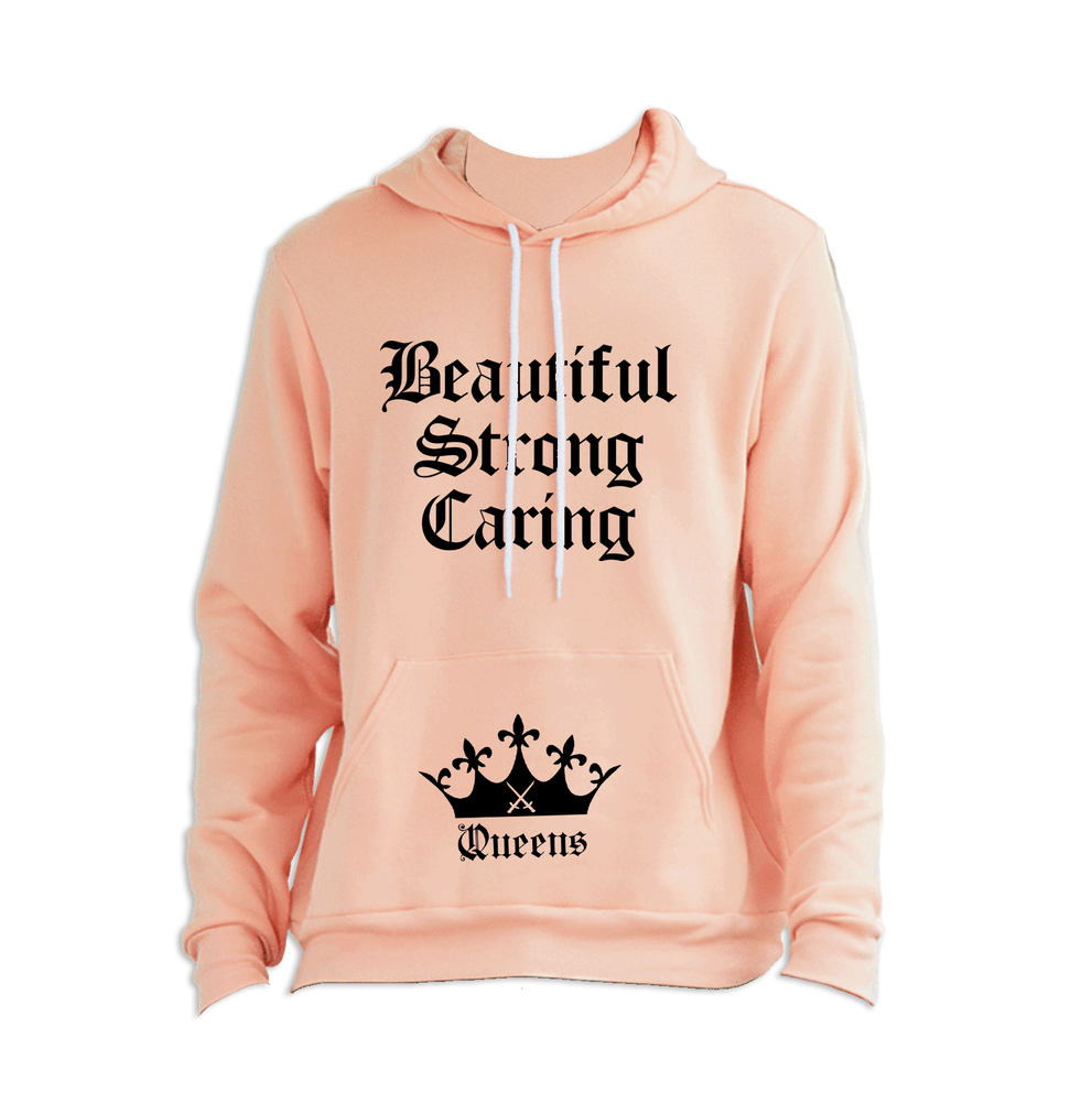 "Image of "" BEAUTIFUL QUEENS "" Pullover"