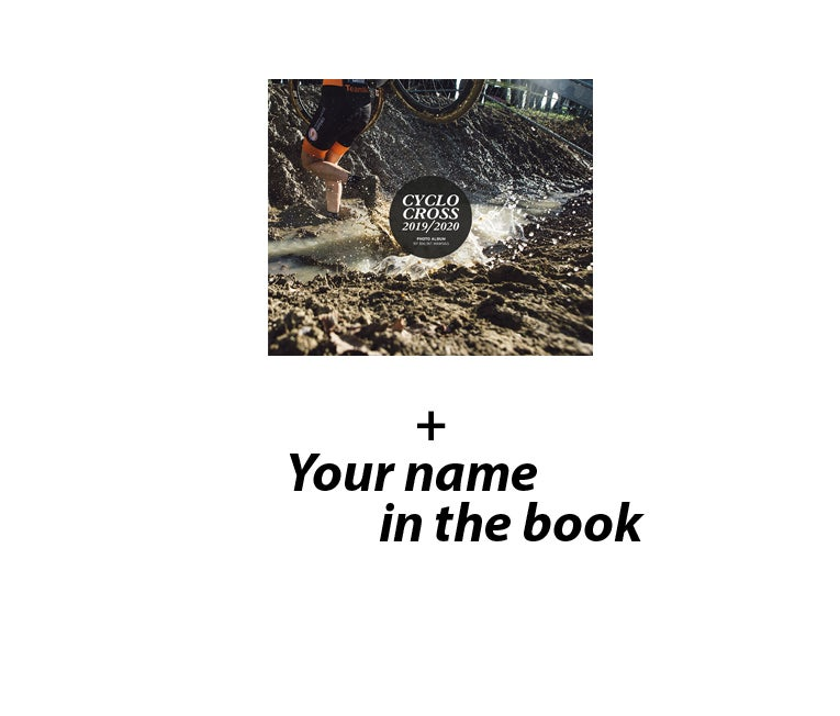 Image of 2019/2020 Cyclocross Album + Your Name Pre-Order