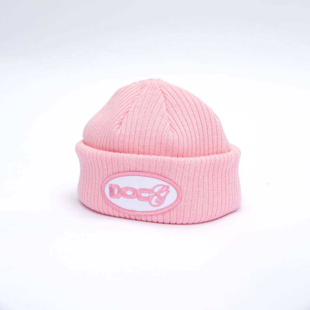 Image of DoCg BEANIE (PINK)