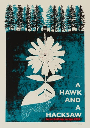 Image of A HAWK AND A HACKSAW, Forest Bathing EU Tour