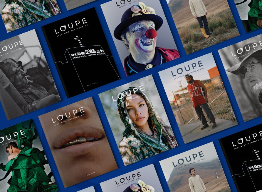 Image of Loupe  1 Year Subscription (print)