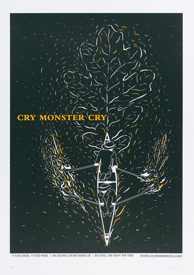 Image of CRY MONSTER CRY, Tides