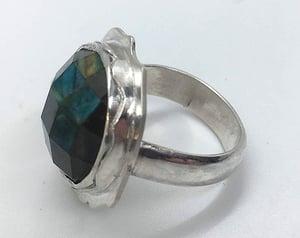 Image of Labradorite Ring