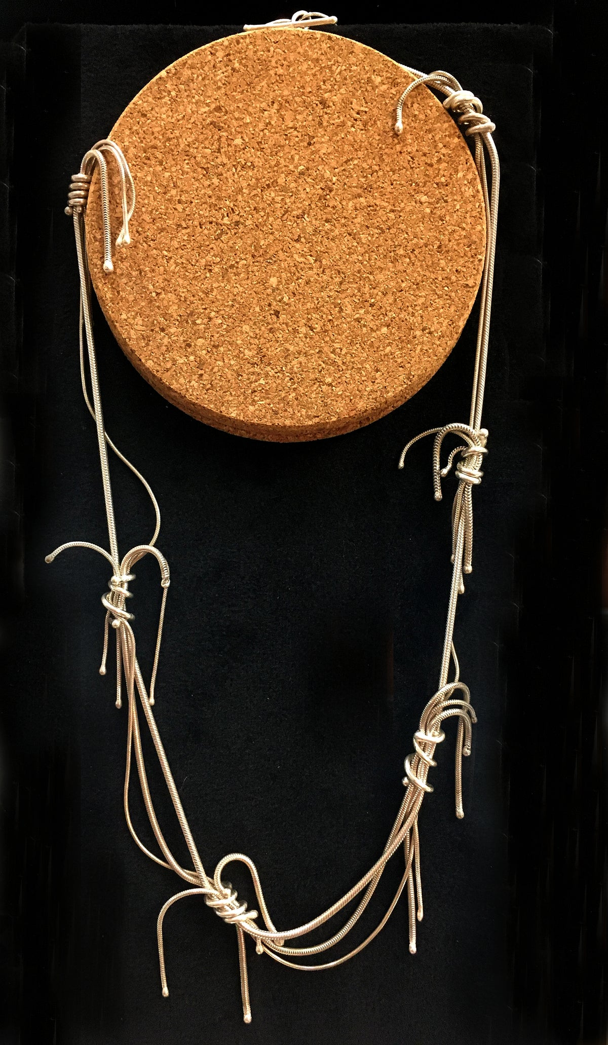 Image of Wild Woman Necklace (snake chain)