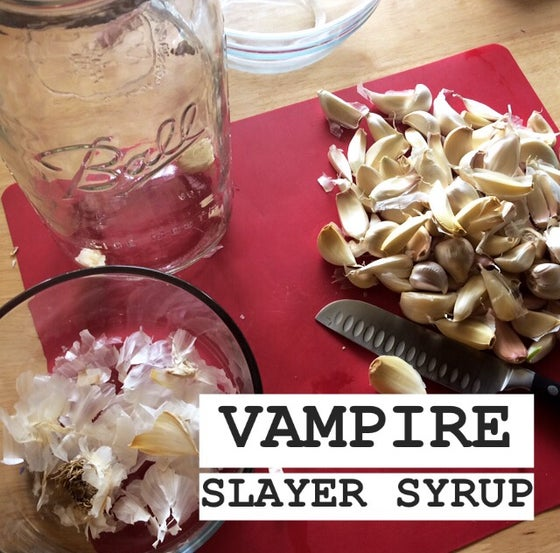 Image of Vampire Slayer Syrup