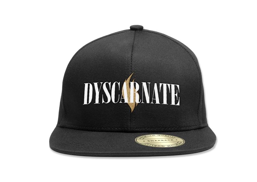 Image of Dyscarnate Flame Logo | Snapback