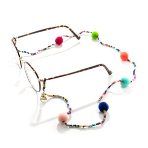 Image of MINI BEADS | SUNGLASSES STRAP