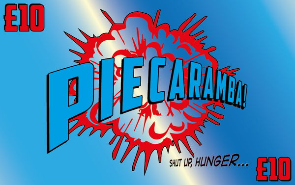 Image of Piecaramba! Gift Voucher